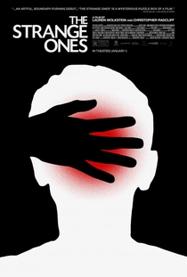 The Strange Ones - Poster / Capa / Cartaz - Oficial 2