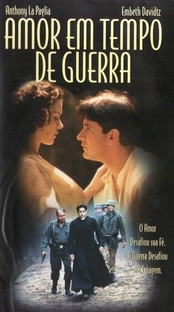 Amor em Tempo de Guerra  - Poster / Capa / Cartaz - Oficial 1