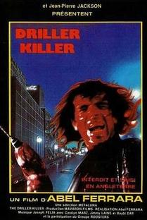 O Assassino da Furadeira - Poster / Capa / Cartaz - Oficial 6