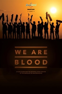 We Are Blood - Poster / Capa / Cartaz - Oficial 1