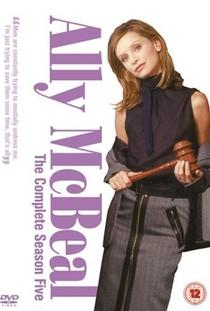 Ally McBeal (5°Temporada) - Poster / Capa / Cartaz - Oficial 1