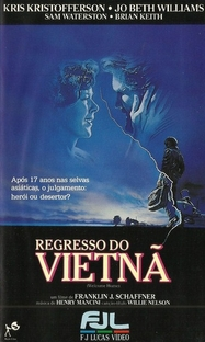 Regresso do Vietnã - Poster / Capa / Cartaz - Oficial 3