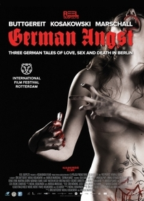 Angústia Alemã - Poster / Capa / Cartaz - Oficial 2