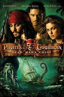 Piratas do Caribe: O Baú da Morte - Poster / Capa / Cartaz - Oficial 10