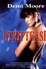 Striptease - Poster / Capa / Cartaz - Oficial 2