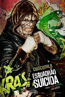 Esquadrão Suicida - Poster / Capa / Cartaz - Oficial 59