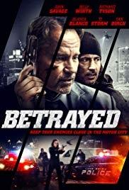 Betrayed - Poster / Capa / Cartaz - Oficial 1