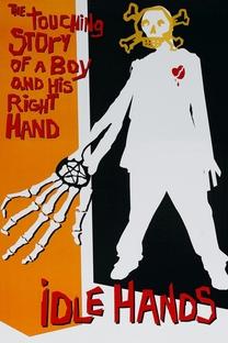 A Mão Assassina - Poster / Capa / Cartaz - Oficial 3