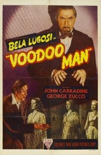 Voodoo Man - Poster / Capa / Cartaz - Oficial 1