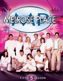 Melrose Place (5ª Temporada) - Poster / Capa / Cartaz - Oficial 1