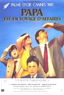 Quando Papai Saiu em Viagem de Negócios - Poster / Capa / Cartaz - Oficial 7