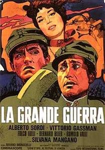 A Grande Guerra - Poster / Capa / Cartaz - Oficial 2