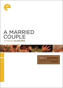 A Married Couple - Poster / Capa / Cartaz - Oficial 1