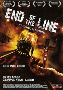 End of the Line - Poster / Capa / Cartaz - Oficial 5
