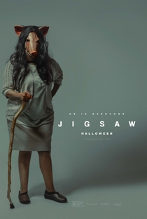 Jogos Mortais: Jigsaw - Poster / Capa / Cartaz - Oficial 7