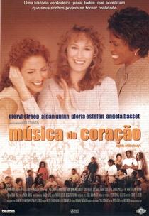 Música do Coração - Poster / Capa / Cartaz - Oficial 3