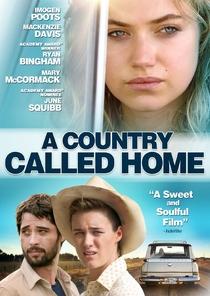 A Country Called Home - Poster / Capa / Cartaz - Oficial 1