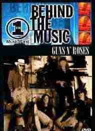 Guns N' Roses - Behind the Music - Poster / Capa / Cartaz - Oficial 1