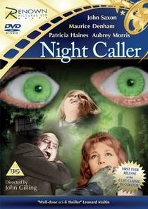The Night Caller - Poster / Capa / Cartaz - Oficial 2