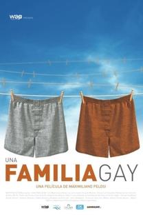 Uma Família Gay - Poster / Capa / Cartaz - Oficial 1