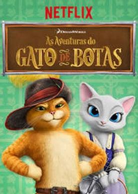 As Aventuras Do Gato De Botas 2ª Temporada 16 De Janeiro De