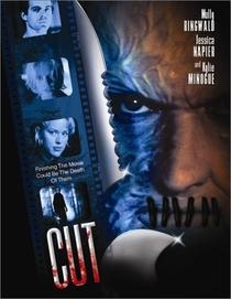 Cut - Cenas de Horror - Poster / Capa / Cartaz - Oficial 1