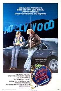 Aloha, Bobby and Rose - Poster / Capa / Cartaz - Oficial 2