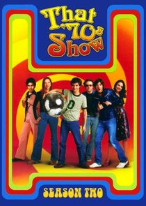 That '70s Show (2ª Temporada) - Poster / Capa / Cartaz - Oficial 1