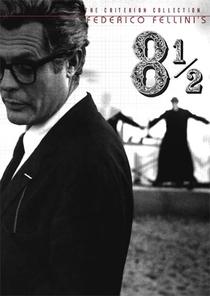 8½ - Poster / Capa / Cartaz - Oficial 2