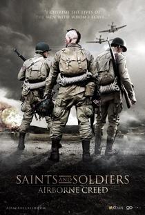 Santos e Soldados: Missão Berlim - Poster / Capa / Cartaz - Oficial 2