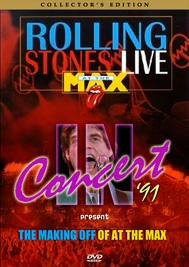 Rolling Stones - Making Off Of At The Max - Poster / Capa / Cartaz - Oficial 1