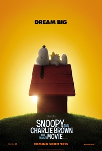 Snoopy & Charlie Brown - Peanuts: O Filme - Poster / Capa / Cartaz - Oficial 3