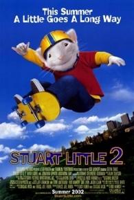 O Pequeno Stuart Little 2 - Poster / Capa / Cartaz - Oficial 1