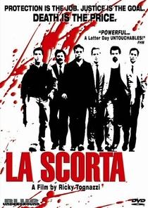 A escolta - Poster / Capa / Cartaz - Oficial 1