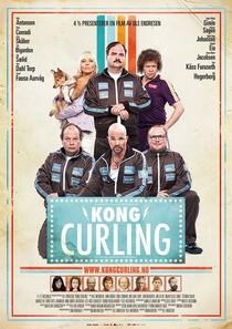 O Rei do Curling - Poster / Capa / Cartaz - Oficial 1