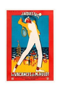 As Férias do Sr. Hulot - Poster / Capa / Cartaz - Oficial 12