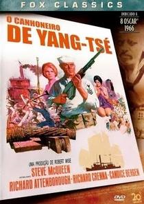 O Canhoneiro do Yang-Tsé - Poster / Capa / Cartaz - Oficial 2