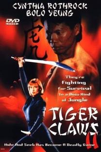 Garras de Tigre 2 - Poster / Capa / Cartaz - Oficial 1