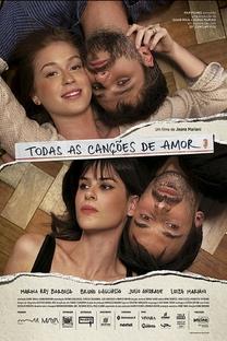 Todas as Canções de Amor - Poster / Capa / Cartaz - Oficial 1