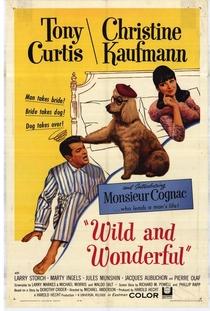 Monsieur Cognac - Poster / Capa / Cartaz - Oficial 2