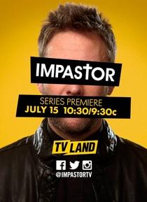 Impastor (1ª Temporada) - Poster / Capa / Cartaz - Oficial 1