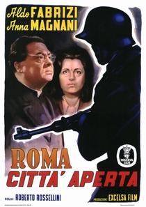 Roma, Cidade Aberta - Poster / Capa / Cartaz - Oficial 5