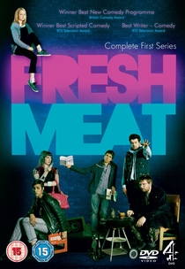 Fresh Meat (1ª Temporada) - Poster / Capa / Cartaz - Oficial 1