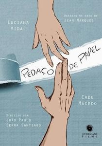 Pedaço de Papel - Poster / Capa / Cartaz - Oficial 1