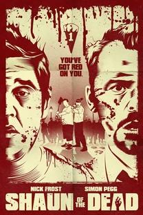 Todo Mundo Quase Morto - Poster / Capa / Cartaz - Oficial 12