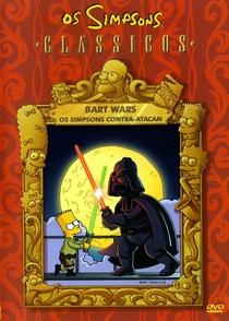 Os Simpsons - Clássicos - Bart Wars: Os Simpsons Contra-Atacam - Poster / Capa / Cartaz - Oficial 1