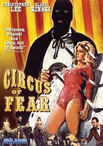 O Circo do Medo - Poster / Capa / Cartaz - Oficial 1