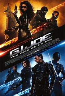 G.I. Joe: A Origem de Cobra - Poster / Capa / Cartaz - Oficial 3