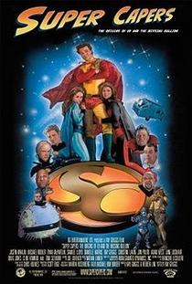 Super Capers - Poster / Capa / Cartaz - Oficial 1