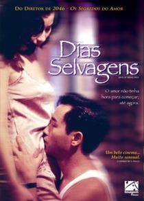Dias Selvagens - Poster / Capa / Cartaz - Oficial 9